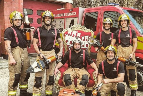 Sit For Calpe Firemen Image