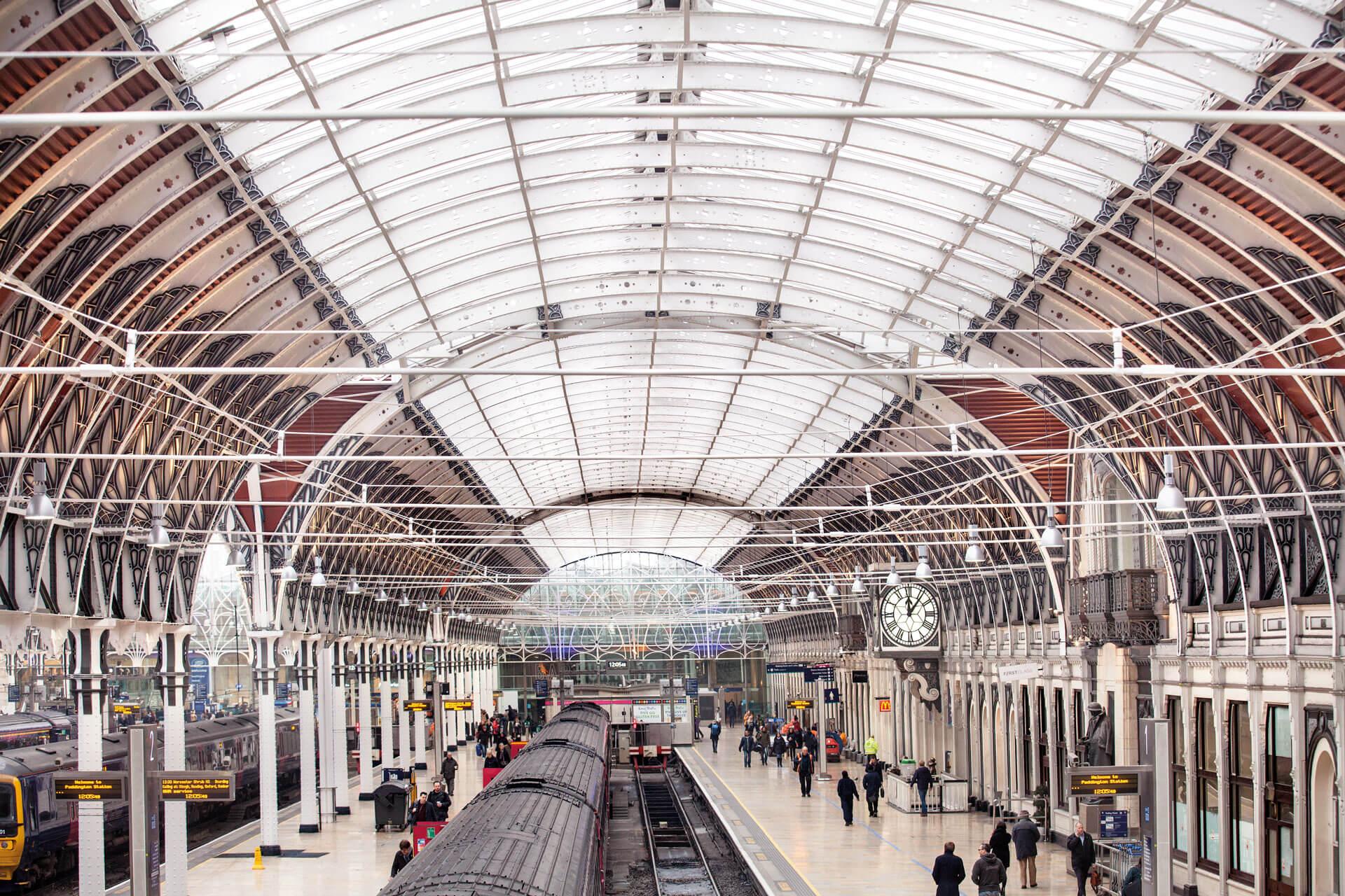 Paddington Station Image