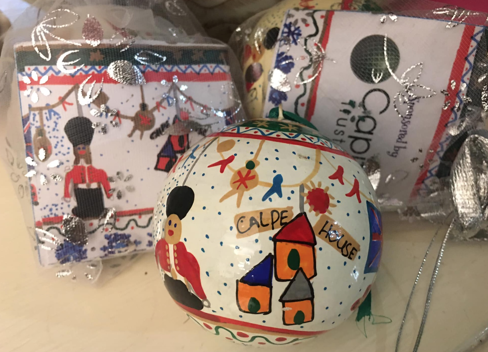 Christmas Bauble Competition
