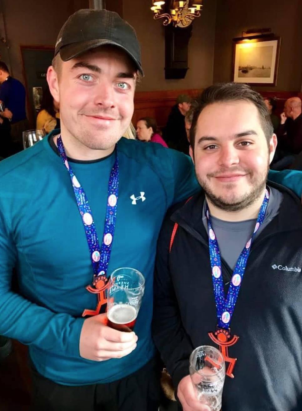 Marathon for Calpe House
