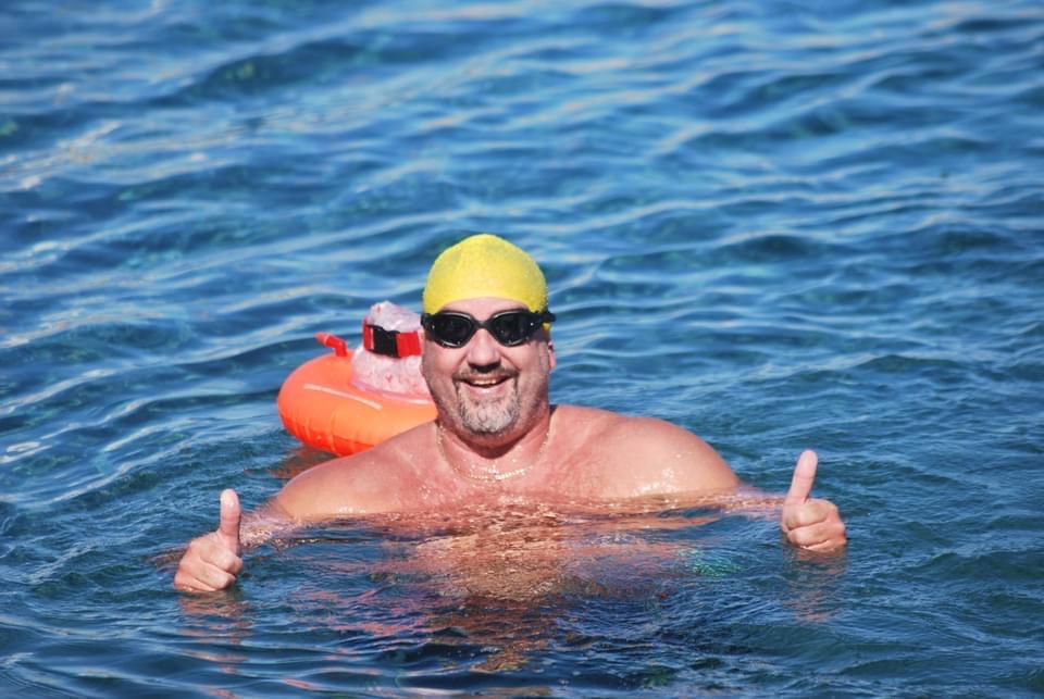 12 Hour 'Swimathon'